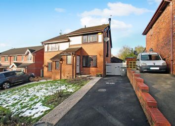 Thumbnail 2 bed semi-detached house for sale in Coppice Grove, Weston Coyney, Stoke-On-Trent