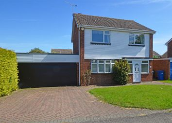 Thumbnail 4 bedroom detached house for sale in Highsted Road, Sittingbourne