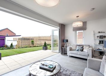 "Thumbnail 4 bed detached house for sale in ""The Rosebury"" at Pastures Road, Mexborough"