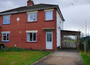 Thumbnail 3 bed semi-detached house for sale in Fairfield Road, Bulwark, Chepstow