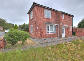 Thumbnail 2 bed flat for sale in Ullswater Way, Slatyford, Newcastle Upon Tyne