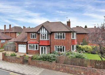 Thumbnail 4 bed detached house for sale in Kingswood Road, West Bridgford, Nottingham