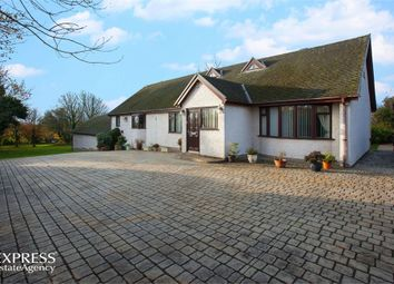 Thumbnail 4 bed detached house for sale in Chapel Lane, Overton, Morecambe, Lancashire