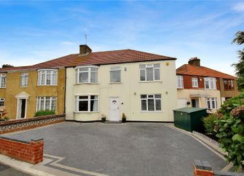 Thumbnail 5 bedroom semi-detached house for sale in Honiton Road, Welling, Kent