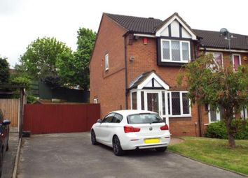 Thumbnail 2 bed semi-detached house for sale in Shelley Drive, Erdington, Birmingham, West Midlands