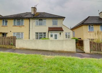 Thumbnail 3 bed semi-detached house for sale in Blakemere Crescent, Cosham, Portsmouth