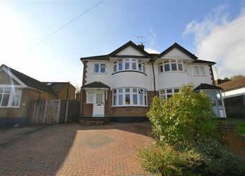 Thumbnail 3 bed semi-detached house for sale in Links Way, Croxley Green, Rickmansworth Hertfordshire