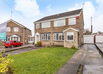 Thumbnail 3 bed semi-detached house for sale in Mawcroft Close, Rawdon, Leeds