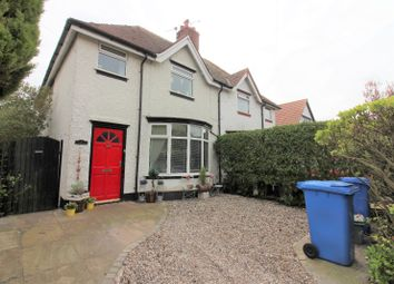 Thumbnail 3 bedroom semi-detached house for sale in Church Road, Thornton