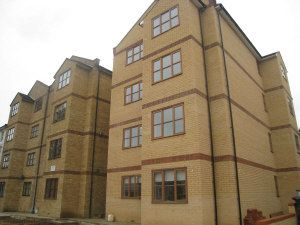 Thumbnail 1 bed flat to rent in Anthony Court, Croydon Road