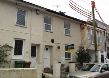 Thumbnail 3 bed terraced house for sale in Underwood Road, Plymouth, Devon