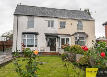 Thumbnail 4 bedroom semi-detached house to rent in Vicarage Road, West Bromwich