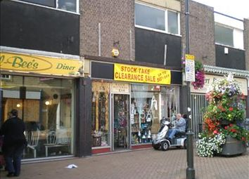 Thumbnail Retail premises to let in 47 West Gate, Mansfield, Nottinghamshire