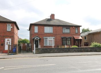 Thumbnail 2 bed semi-detached house for sale in Greasley Road, Abbey Hulton, Stoke-On-Trent