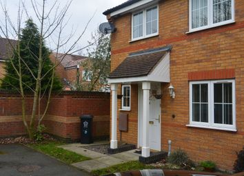 Thumbnail 3 bed semi-detached house to rent in Marion Close, Bradgate Heights