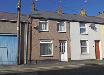 Thumbnail 2 bed terraced house for sale in New Row, Pwllheli, Gwynedd