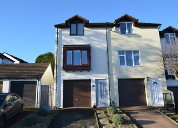 Thumbnail 2 bed end terrace house for sale in Elliott Close, Exeter
