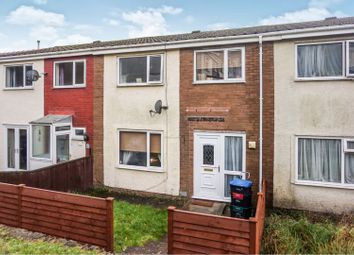 Thumbnail 3 bed terraced house for sale in Bwlch-Y-Garn Road, Ebbw Vale