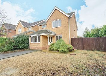 Thumbnail 3 bed detached house for sale in Coulson Way, Alconbury, Huntingdon