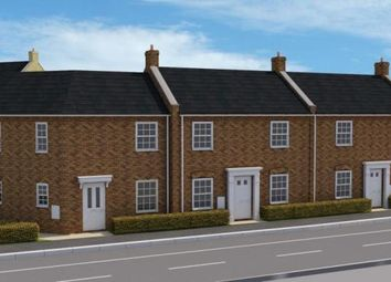 Thumbnail 3 bed terraced house for sale in Wittel Close, Windmill Street, Whittlesey, Cambridgeshire