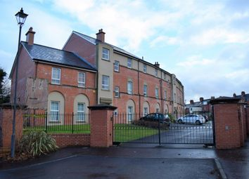 Thumbnail 2 bed flat for sale in Milfort Mews, Dunmurry, Belfast