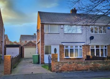 Thumbnail 3 bed semi-detached house to rent in Elizabeth Way, Seaton Carew, Hartlepool