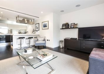 Thumbnail 2 bedroom flat for sale in Caro Point, 5 Gatliff Road, London
