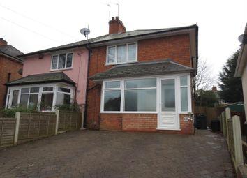 Thumbnail 3 bed property to rent in Dornton Road, Birmingham