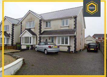 Thumbnail 4 bed detached house for sale in 43 Penllwynrhodyn Road, Llanelli