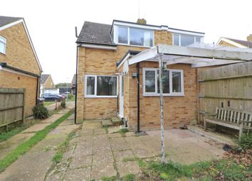 Thumbnail 2 bedroom semi-detached house to rent in Greenleaf Gardens, Polegate, East Sussex