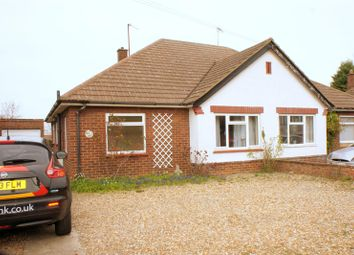 Thumbnail 2 bed bungalow to rent in Station Road, Bow Brickhill, Milton Keynes