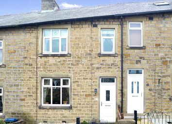 Thumbnail 3 bed terraced house for sale in Rosslyn Grove, Haworth, Keighley, West Yorkshire