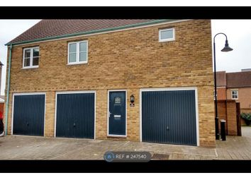 Thumbnail 2 bedroom flat to rent in Wichelstowe, Swindon