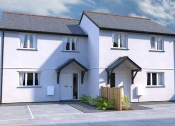 Thumbnail 3 bed semi-detached house for sale in Troon, Cornwall
