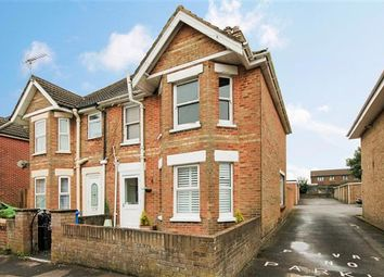 Thumbnail 1 bedroom flat for sale in Croft Road, Parkstone, Poole