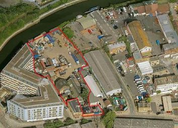 Thumbnail Commercial property to let in Iceland Wharf, Hackney Wick, London