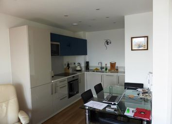 Thumbnail 1 bed flat to rent in Jefferson Plaza, London, London