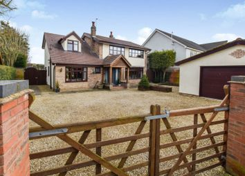 Thumbnail 5 bed detached house for sale in Aston Lane, Stone
