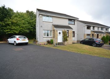 Thumbnail 2 bed semi-detached house for sale in North Gargieston Road, Kilmarnock