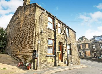 Thumbnail 1 bed terraced house for sale in George Street, Denholme, Bradford