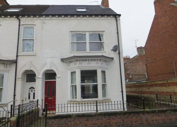 Thumbnail 4 bedroom end terrace house for sale in St Georges Road, Hull