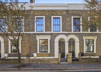 Thumbnail 3 bed terraced house to rent in Old Ford Road, Bethnal Green, London