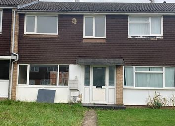 Thumbnail 3 bed terraced house to rent in Julius Gardens, Luton