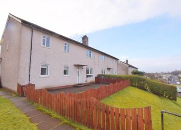 Thumbnail 3 bed flat for sale in Shakespeare Avenue, Clydebank