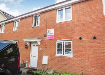 Thumbnail 4 bedroom terraced house for sale in Ffordd Nowell, Penylan, Cardiff