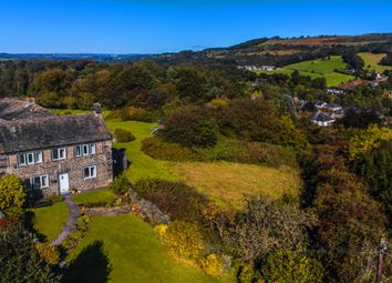 Thumbnail 4 bed farmhouse for sale in Greenhill Bank Road, New Mill, Holmfirth
