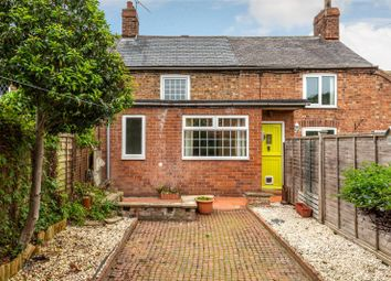 Thumbnail 1 bed terraced house to rent in Back Lane, Hambleton, Selby