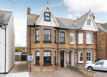 Thumbnail 5 bed semi-detached house for sale in Albion Road, Birchington