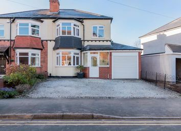 Thumbnail 3 bedroom semi-detached house for sale in Western Road, Sutton Coldfield