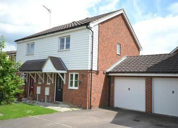 Thumbnail 2 bed semi-detached house to rent in Mermaid Close, Gravesend